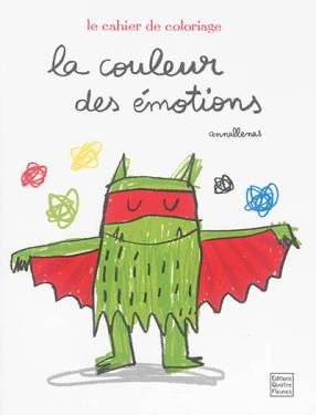 Cahier coloriage - 7.90€